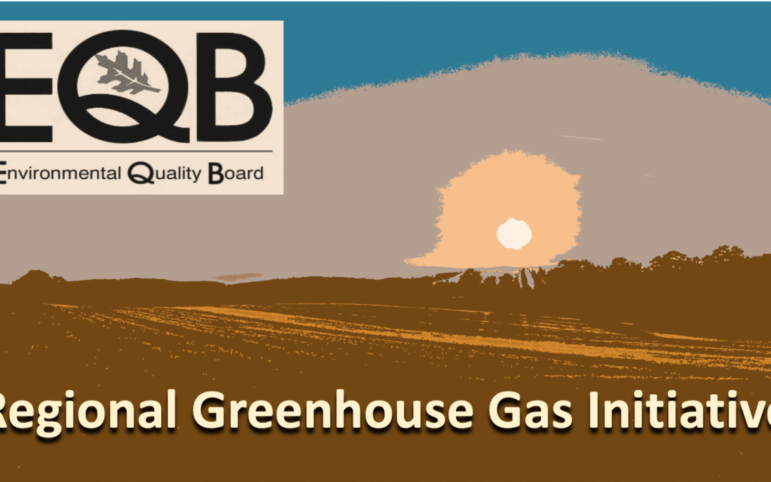 ORVI testifies in support of Pennsylvania joining the Regional Greenhouse Gas Initiative