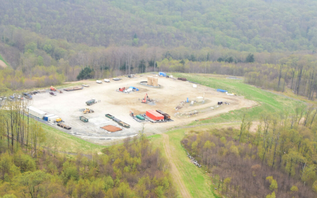 NEW REPORT: Future Appalachian Shale Gas Drilling Unprofitable and Petrochemical Buildout Unlikely
