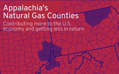 Fracking Counties Economic Impact Report